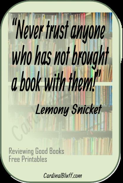 no book -- no trust